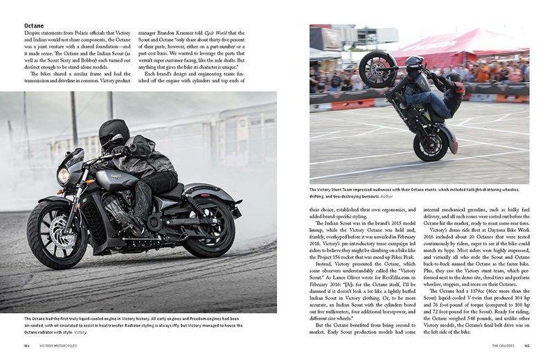 Polaris is celebrating Victory Motorcycles with a new tome - image 766037
