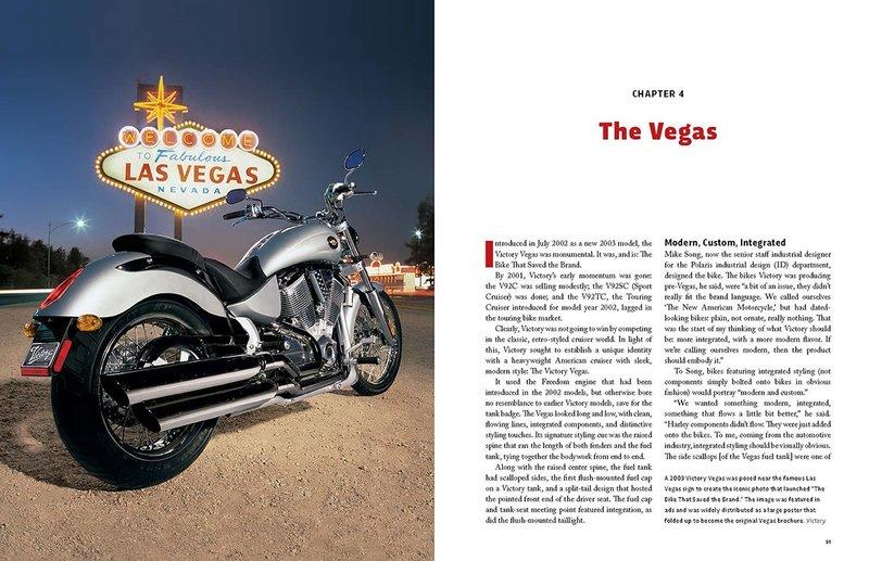 Polaris is celebrating Victory Motorcycles with a new tome - image 766029