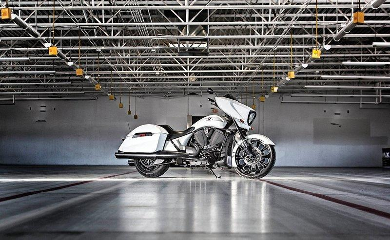 Polaris is celebrating Victory Motorcycles with a new tome - image 766030