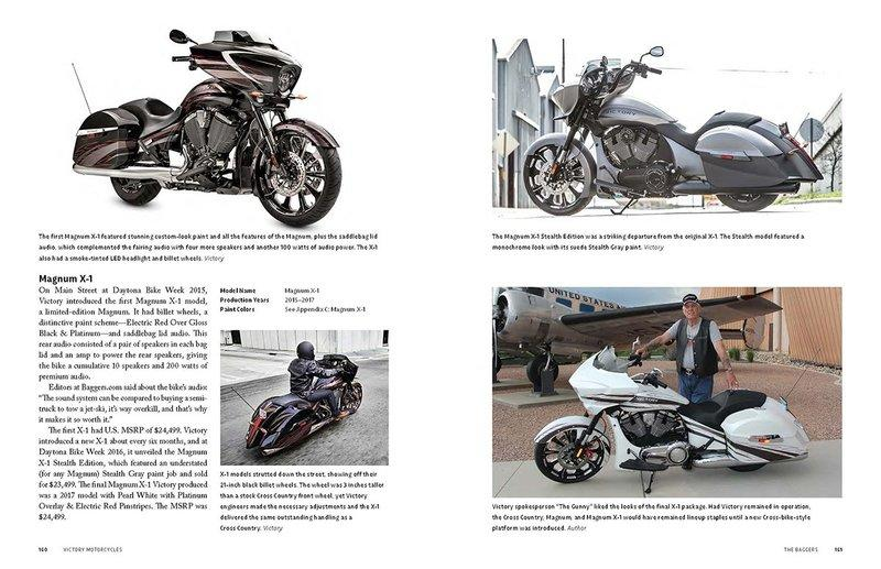 Polaris is celebrating Victory Motorcycles with a new tome - image 766034