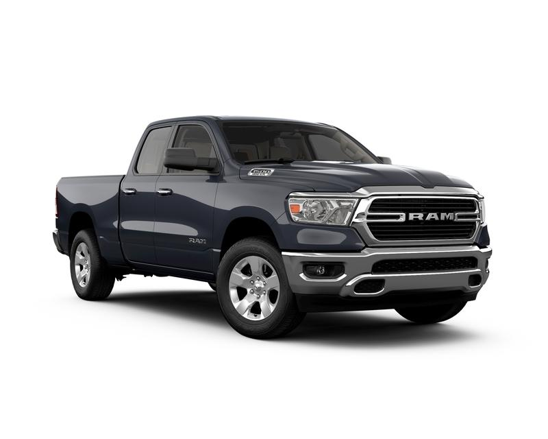 Ram-Texas Love Affair Continues with the Texas-Only 2019 Ram 1500 Lone Star Edition Exterior - image 768649