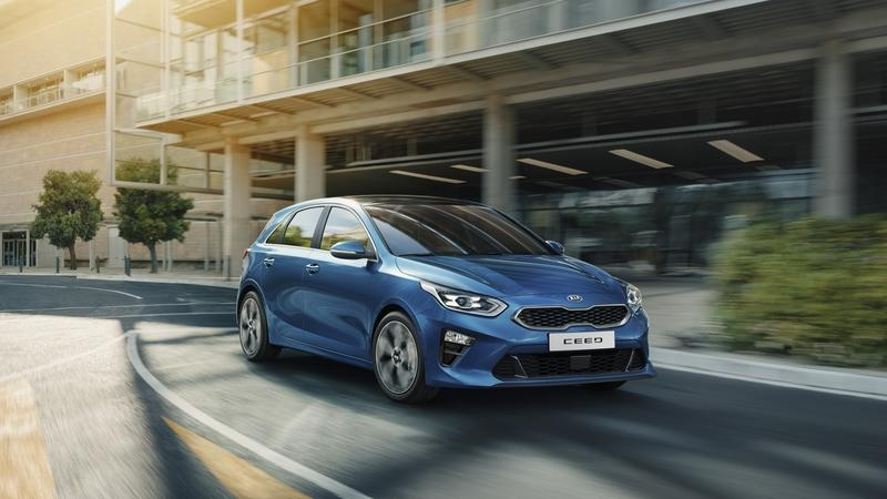 "Report: The 2019 Kia Ceed Will Offer i30 N ""Agility and Playfulness"" in GT Trim"