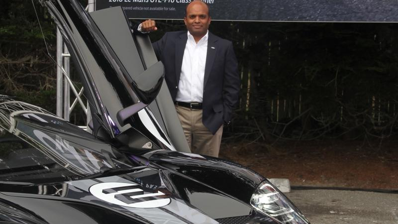 "Fired by Ford for ""inappropriate behavior,"" Raj Nair joins company that builds Ford GT"