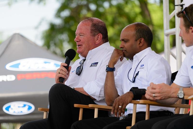 "Scandal Watch: Raj Nair Leaving Ford over ""Inappropriate Behavior"" - image 770199"