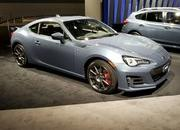 Subaru Celebrates 50 Years in the U.S. with Lame Limited-Edition BRZ; Still no Turbo - image 766422