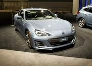 Subaru Celebrates 50 Years in the U.S. with Lame Limited-Edition BRZ; Still no Turbo - image 766423