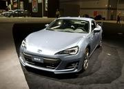 Subaru Celebrates 50 Years in the U.S. with Lame Limited-Edition BRZ; Still no Turbo - image 766425