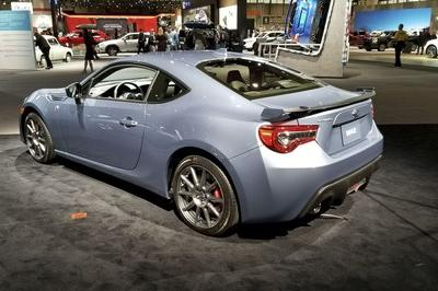 Subaru Celebrates 50 Years in the U.S. with Lame Limited-Edition BRZ; Still no Turbo - image 766428