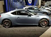 Subaru Celebrates 50 Years in the U.S. with Lame Limited-Edition BRZ; Still no Turbo - image 766421