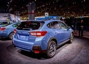 2018 Subaru Crosstrek 50th Anniversary Edition - image 767809