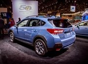 2018 Subaru Crosstrek 50th Anniversary Edition - image 767791