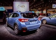 2018 Subaru Crosstrek 50th Anniversary Edition - image 767794