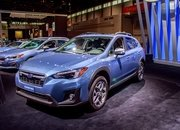 2018 Subaru Crosstrek 50th Anniversary Edition - image 767799