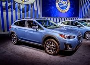 2018 Subaru Crosstrek 50th Anniversary Edition - image 767800