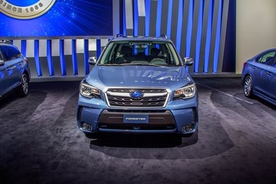 2018 Subaru Forester 50th Anniversary Edition - image 767831