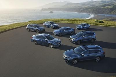Subaru Unveils Big Batch of Not-So-Special Limited-Edition Cars in Chicago - image 766122