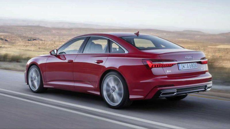 Updated: Audi Spills the Beans on the New A6, Just Hours After Images Leak