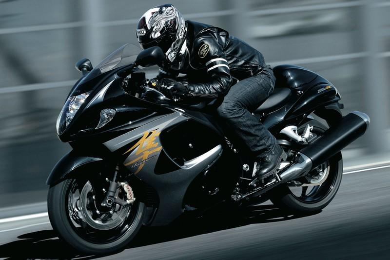 Suzuki motorcycles in future might have semi-automatic transmission