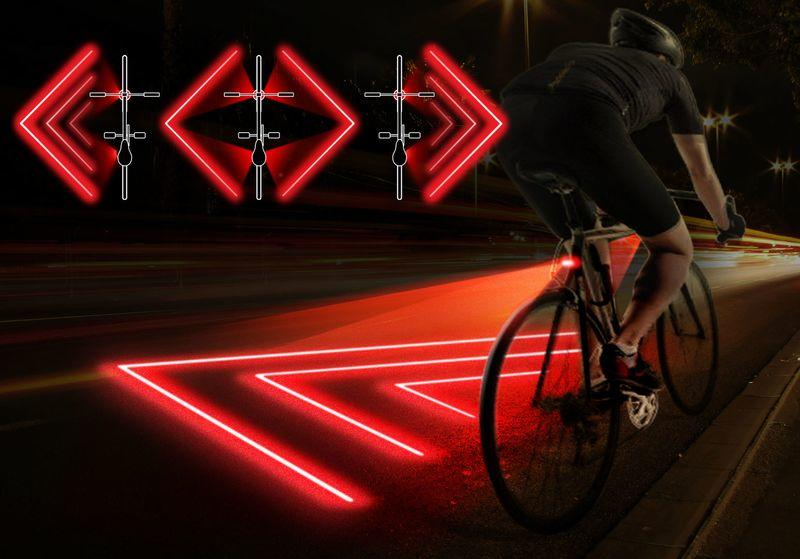 Suzuki's new patents show laser projections alerting other road users