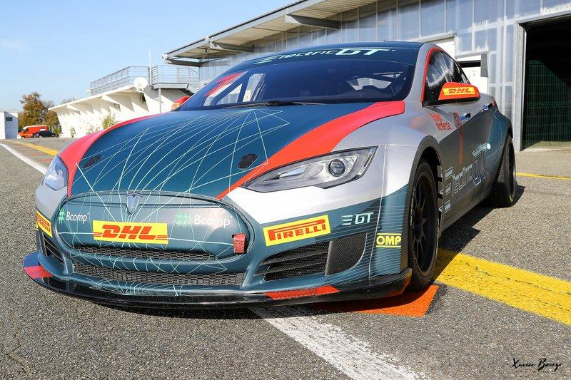 Tesla-Based Racing Series Gets FIA Approval - image 765303