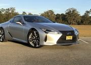 The 2018 Lexus LC500 is the Definitive Grand Tourer - image 767807