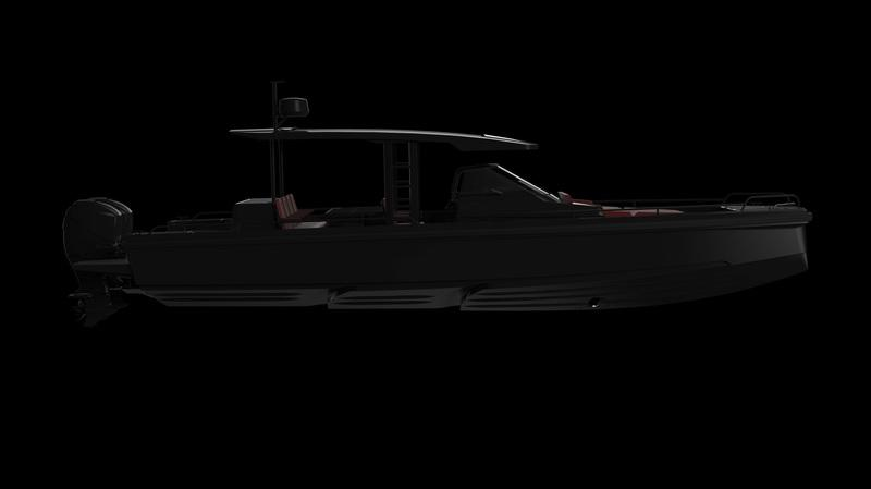 The Brabus Shadow 800 is the Sports Sedan of the Open Sea - image 770428