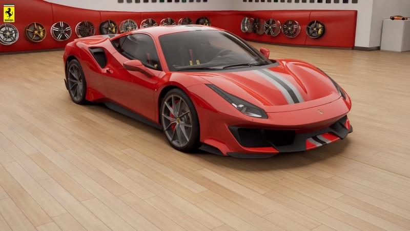 The Ferrari 488 Pista Just Leaked, And It Looks Ready To Battle The Porsche 911 GT2 RS