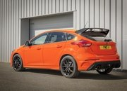 2018 The Focus RS Heritage Edition is Here to Bid Farewell to the Current Generation - image 768467