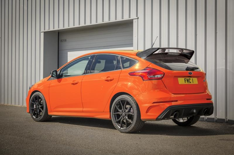 2018 The Focus RS Heritage Edition is Here to Bid Farewell to the Current Generation