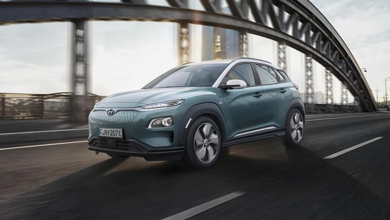 The Hyundai Kona EV Offers Almost as Much Torque as a 997-Gen Porsche 911 GT3!