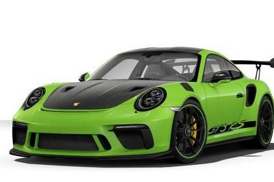 The Porsche 911 GT3 RS Configurator is Online and Boy Does it Have Some Crazy Options - image 770096