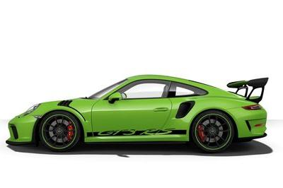 The Porsche 911 GT3 RS Configurator is Online and Boy Does it Have Some Crazy Options - image 770093