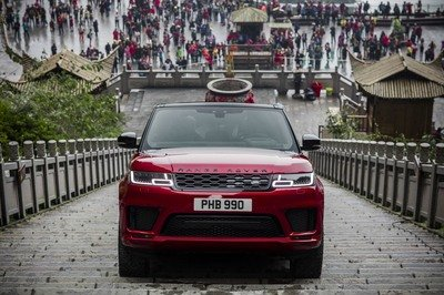 The Range Rover Sport Seriously Climbed Heaven's Gate - image 768484