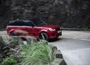 The Range Rover Sport Seriously Climbed Heaven's Gate - image 768498