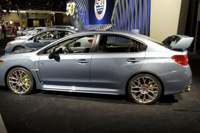 The Subaru STI 50th Anniversary Edition Is the Rarest WRX You Can Buy Today - image 766460