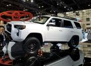 The Toyota 4Runner TRD Pro Gets Updated for 2019 - image 766375