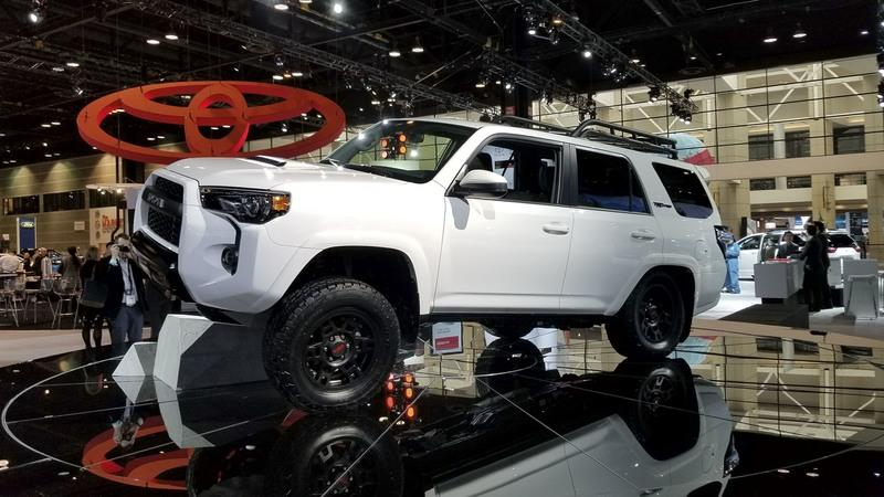 The Toyota 4Runner TRD Pro Gets Updated for 2019