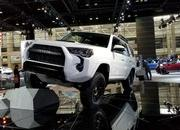 The Toyota 4Runner TRD Pro Gets Updated for 2019 - image 766365