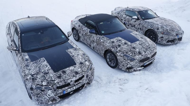 The Toyota Supra and BMW Z4 are Expected to Debut at the Geneva Motor show