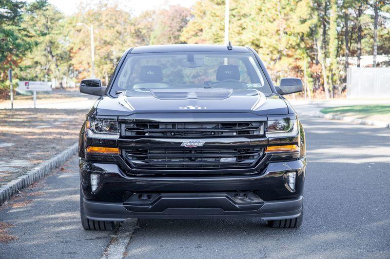 There's an Outrageous 800-HP Chevy Silverado Package Available Through Dealerships!