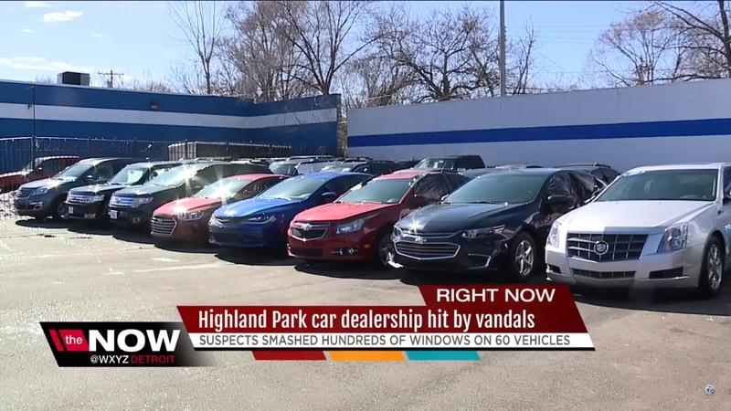 Thieves and Vandals Destroy Michigan Dealership in Sickening Act of Vandalism