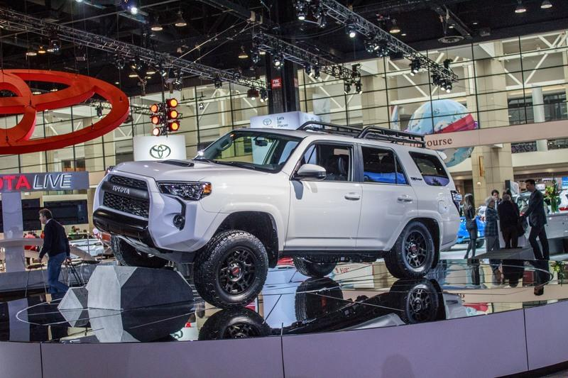 2019 Toyota 4runner Trd Pro Top Speed
