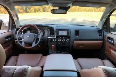 What it's Like to Daily Drive the 2018 Toyota Sequoia - image 764305