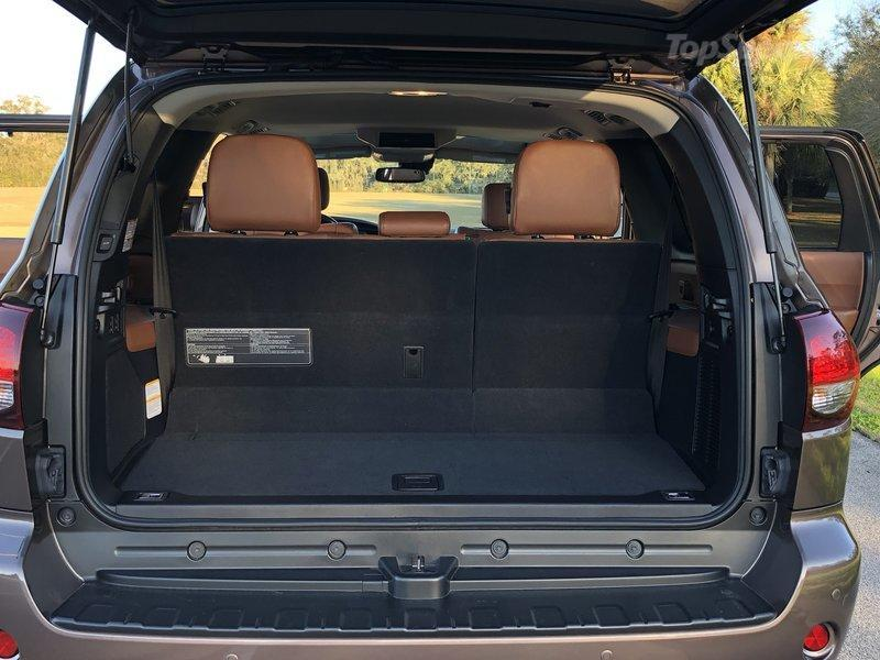 The Toyota Sequoia is Old-School Cool
