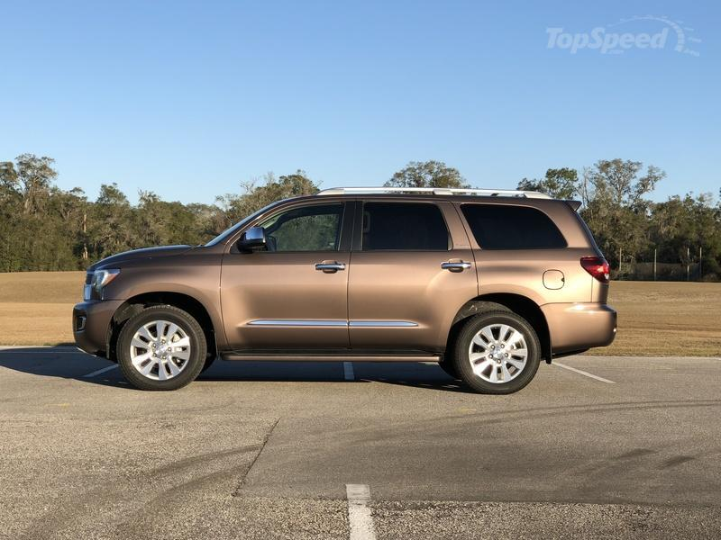 What it's Like to Daily Drive the 2018 Toyota Sequoia