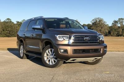 What's New on the 2018 Toyota Sequoia - image 764295