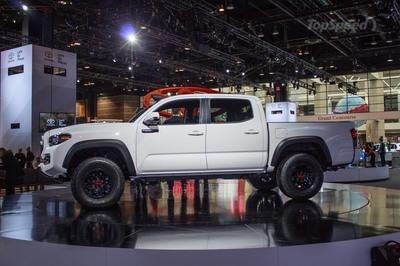 2019 Toyota Tacoma TRD Pro | Top Speed