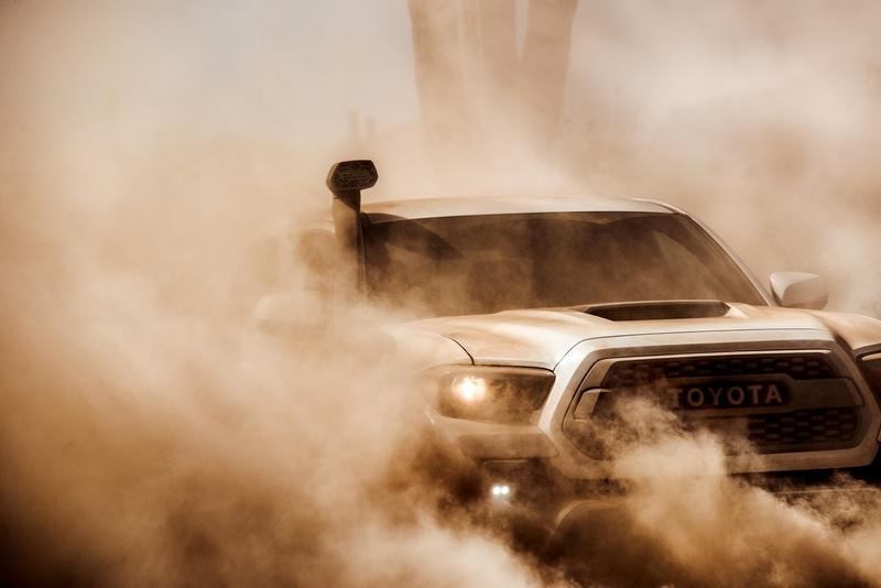 Toyota Teases TRD Pro Lineup Ahead of Big Debut at Chicago Auto Show