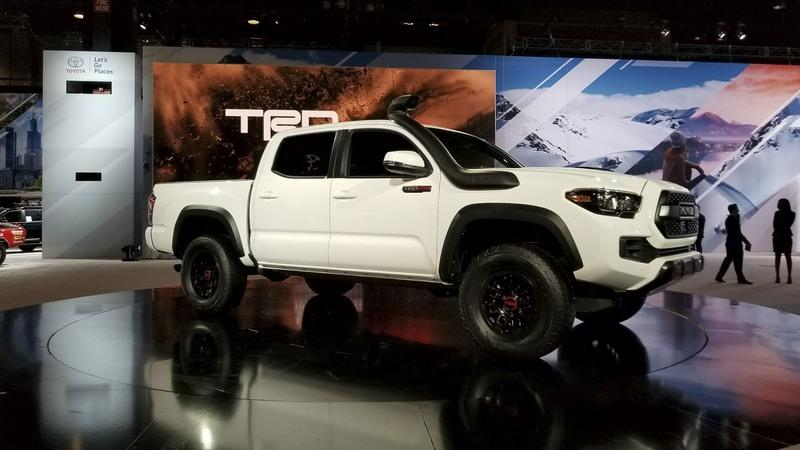 Toyota Ups the Ante With 2019 Tacoma TRD Pro