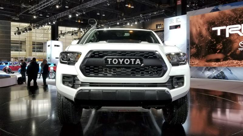 Toyota Ups the Ante With 2019 Tacoma TRD Pro - image 766130
